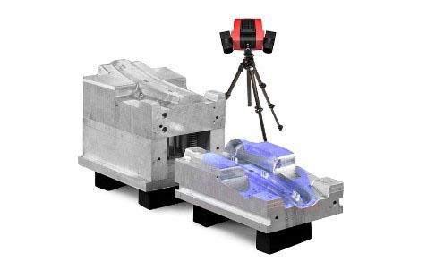 ATOS Compact Scan - Ứng dụng đo kiểm