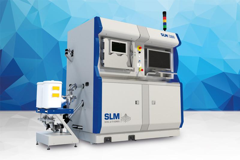 Máy in 3D kim loại SLM 280