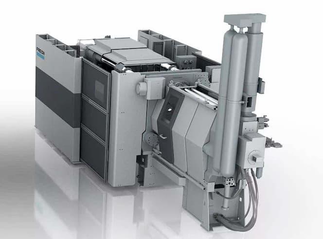 Máy đúc áp lực Frech - Giải pháp công nghệ khác