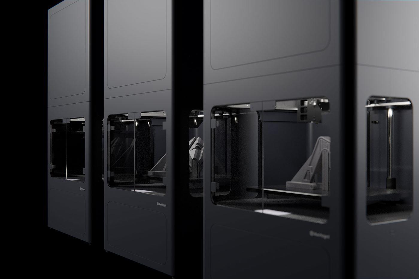 Máy in 3D kim loại Metal X-banner