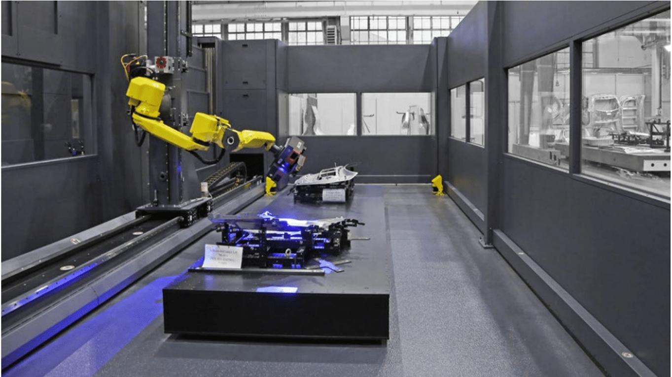 Kiểm soát chất lượng tự động ATOS ScanBox