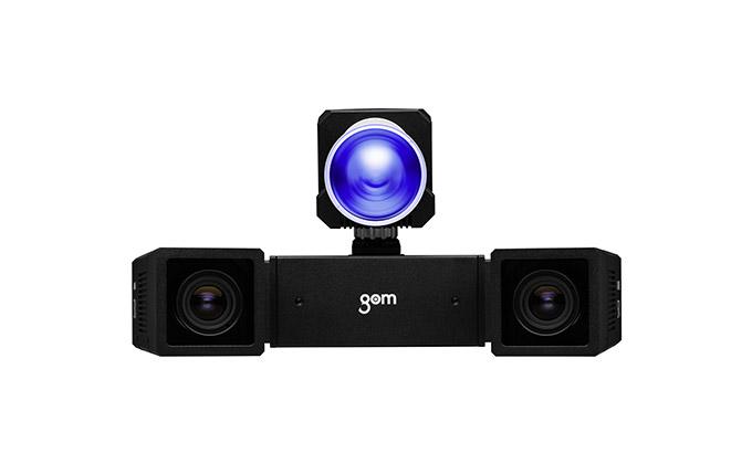 Hệ thống ARAMIS 3 máy ảnh