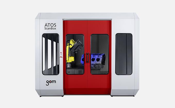 ATOS ScanBox Series 5 - Thiết bị đo tự động