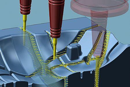 Phần mềm 3D - Hypermill
