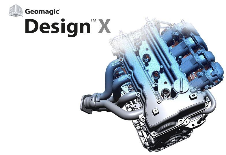 Geomagic Design X - Phần mềm 3D