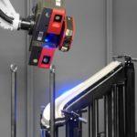 Hệ thống đo quét 3D tăng tốc quá trình đo vỏ thân ô tô