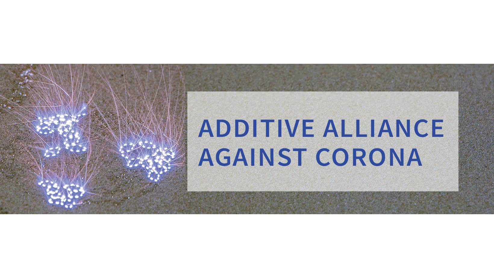 Liên minh công nghệ in 3D chống lại Covid-19