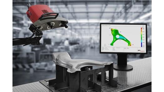 GOM-ứng dụng đo 3D kim loại tấm