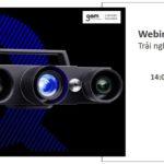 WEBINAR: Trải nghiệm trực tuyến máy quét 3D quang học mới của Đức –  ATOS Q