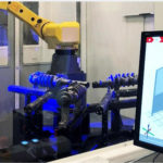 Multi-Part Inspection in Production with Automated 3D Measuring System