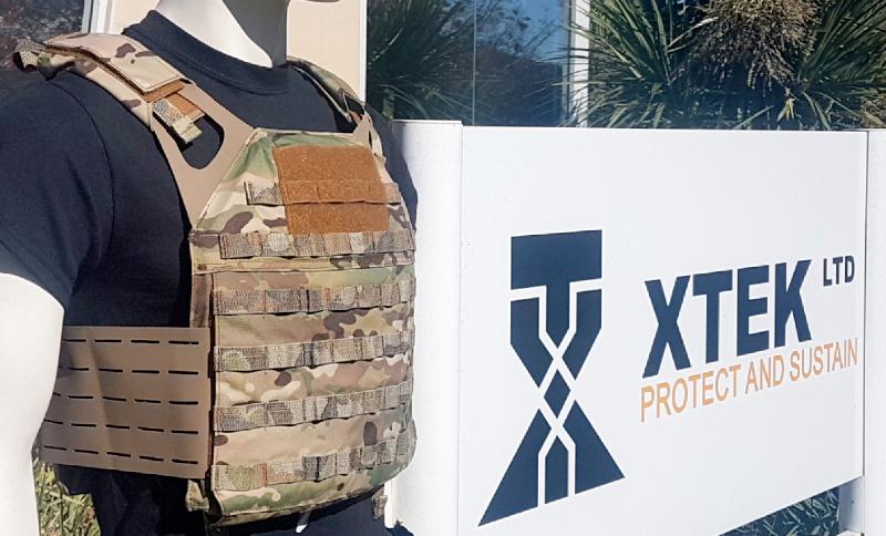 XTEK - Công ty quốc phòng của Úc