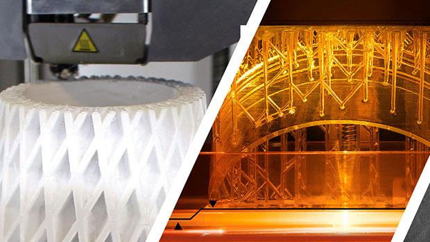 Công nghệ in 3D FDM và SLA