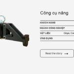 Ứng dụng máy in 3D Markforged – Công cụ nâng