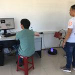 Bàn giao máy đo 3D ATOS Core tại nhà máy Rieker