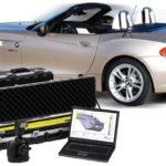 Kiểm soát chất lượng xe mui trần BMW bằng TRITOP