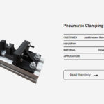 Markforged Application Library – Pneumatic Clamping System