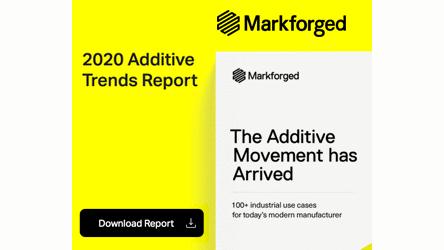 Báo cáo về xu thế in 3D của Markforged