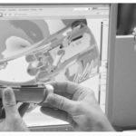 Kiểm soát chất lượng chi tiết nhựa với phép đo quét 3D quang học