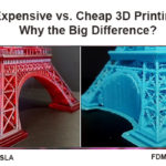 Expensive vs. Cheap 3D Printing, Why the Big Difference?
