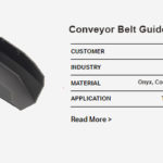 Markforged Application Library-Conveyor Belt Guide