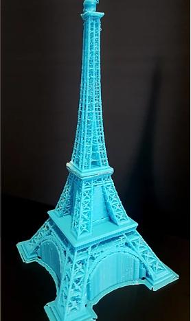 in 3D FDM tòa tháp