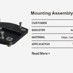 Markforged Application Library – Mounting Assembly Bracket