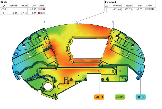 3D inspection service