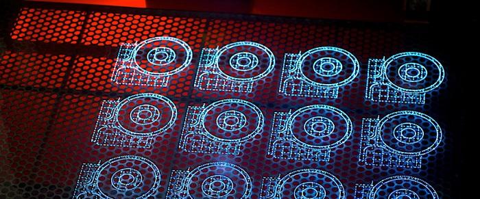 công nghệ in 3D SLA