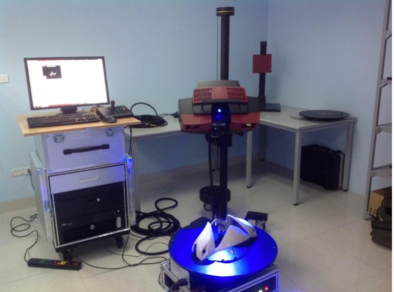Dịch vụ quét 3D linh kiện nhựa