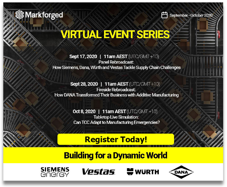 Virtual Series webinar