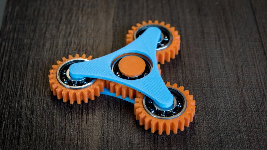 in 3D đồ chơi