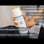 Bột phủ quét 3D – Tự động bay hơi trong vòng 4 giờ