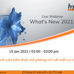 hyperMILL® 2021 – Phần mềm gia công cơ khí hiệu quả cao!