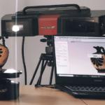 Máy quét 3D cho phép số hóa chính xác màu sắc của cổ vật