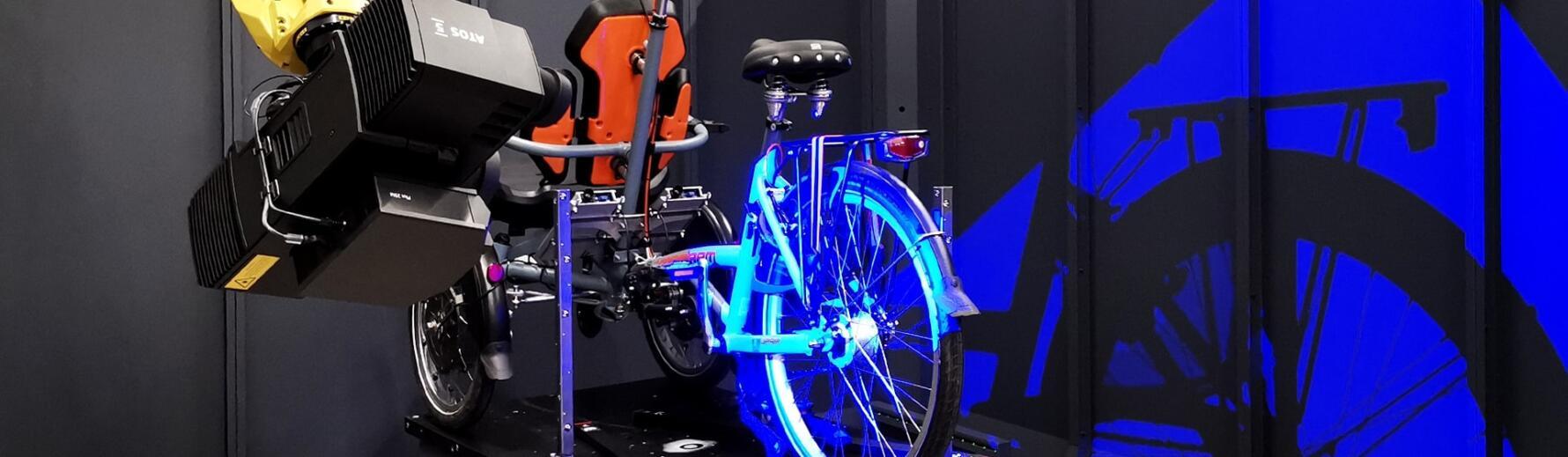 Sản xuất xe đạp tùy chỉnh